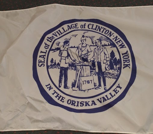 Clinton Flag